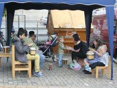 Familienfest im Kinderschutzbund